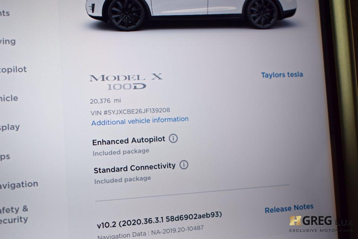 2018 Tesla Model X 100D #21