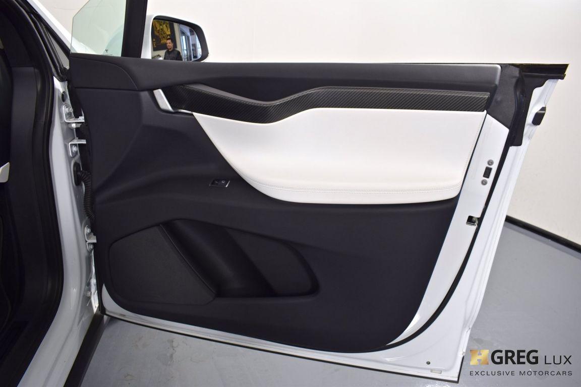 2018 Tesla Model X 100D #25