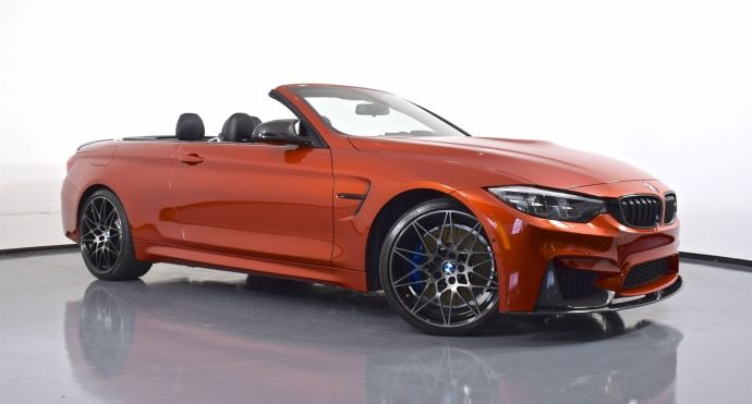 2019 BMW M4 Base #0