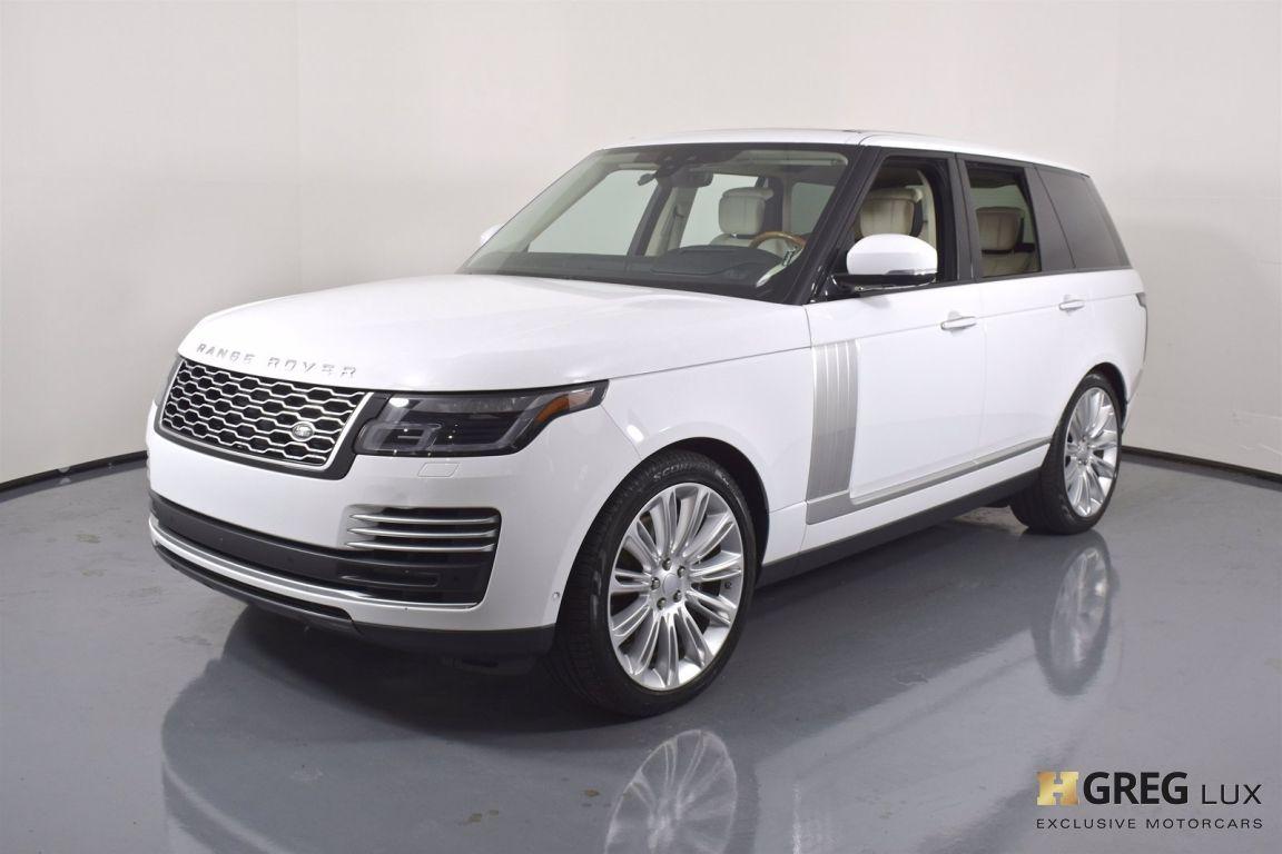 2019 Land Rover Range Rover Autobiography #12