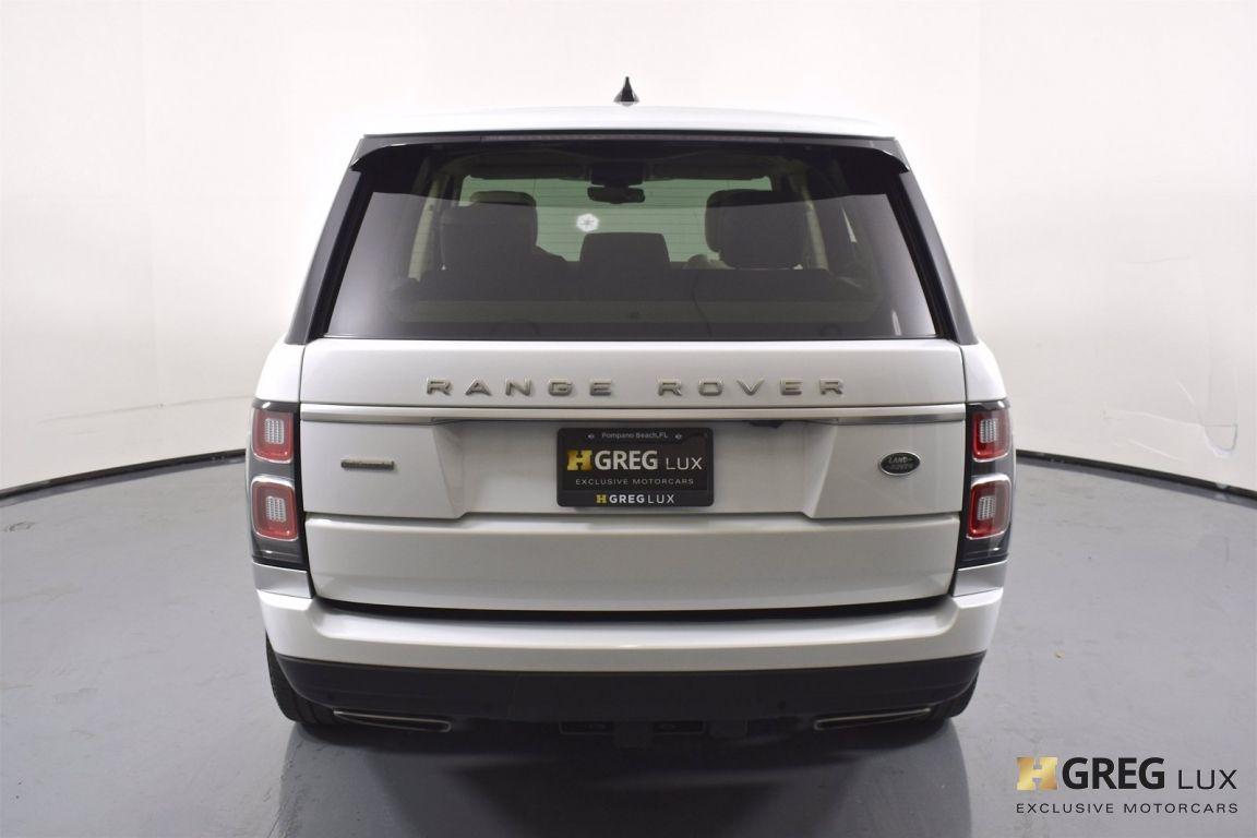 2019 Land Rover Range Rover Autobiography #8