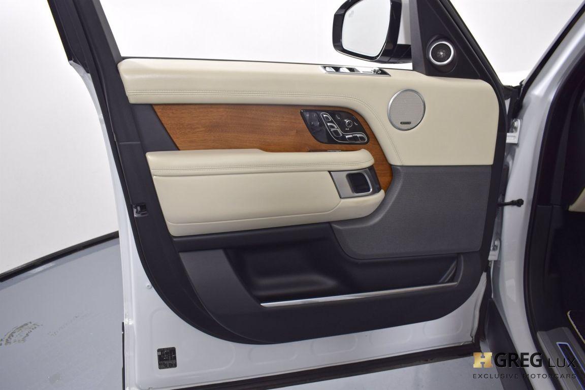 2019 Land Rover Range Rover Autobiography #14