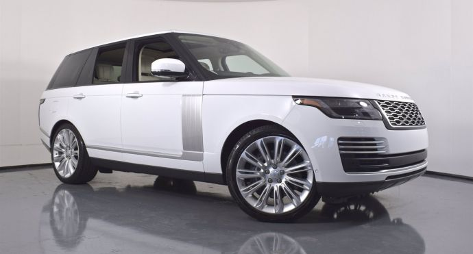 2019 Land Rover Range Rover Autobiography #0