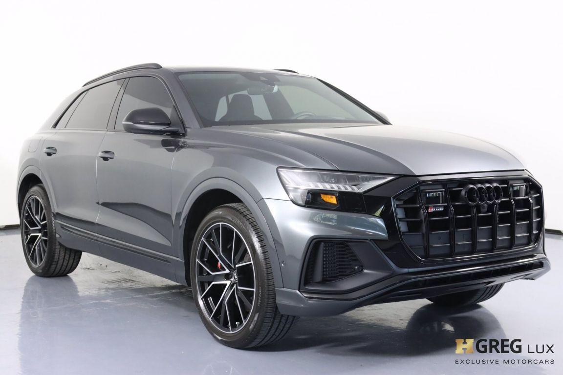 2021 Audi SQ8 Prestige #10