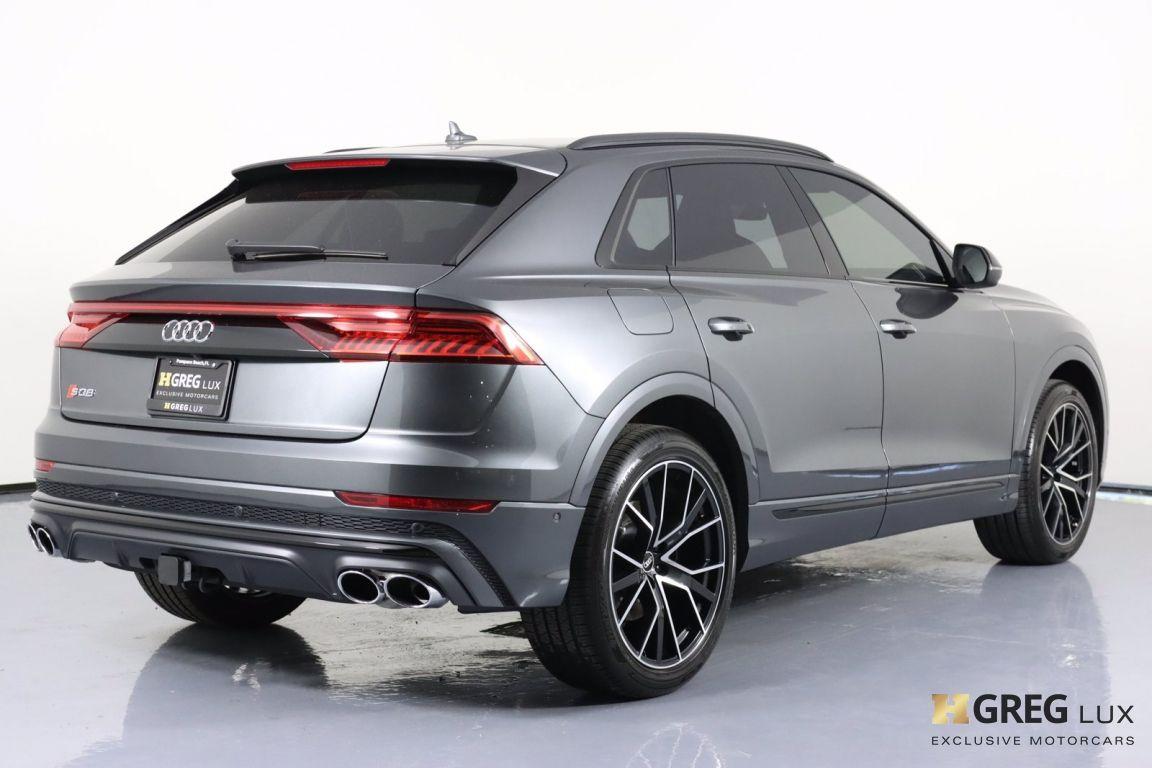 2021 Audi SQ8 Prestige #17