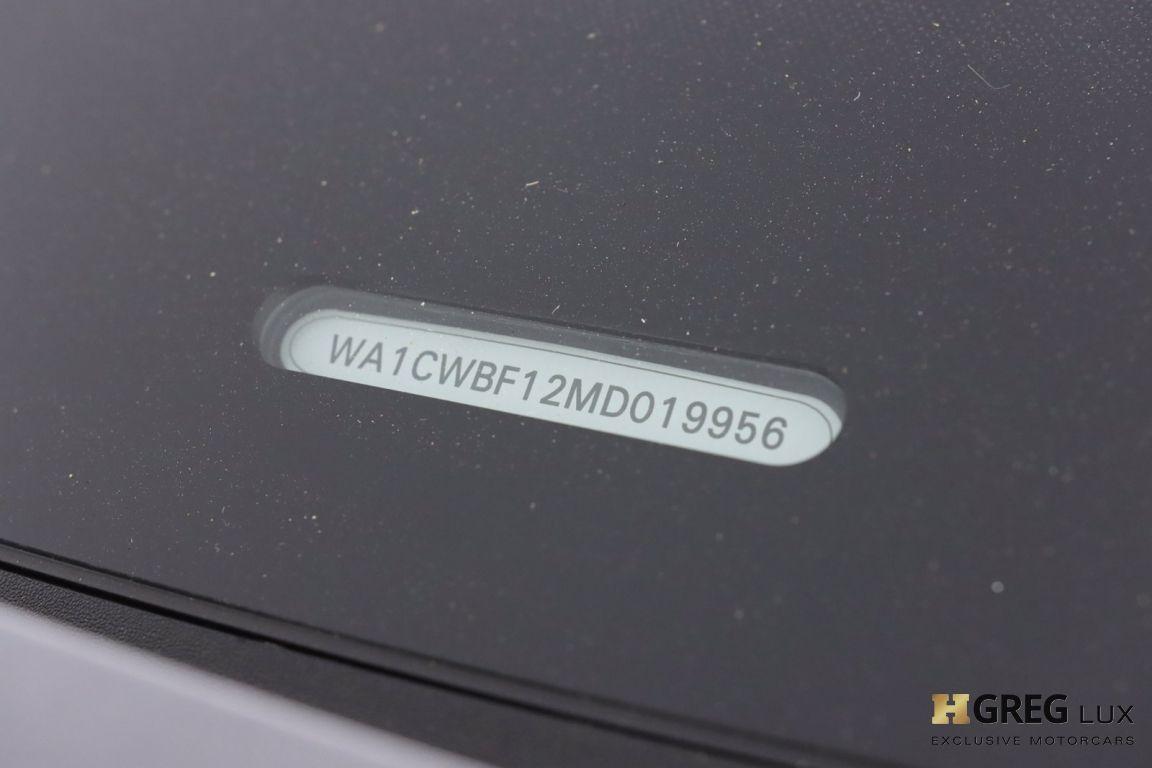 2021 Audi SQ8 Prestige #70
