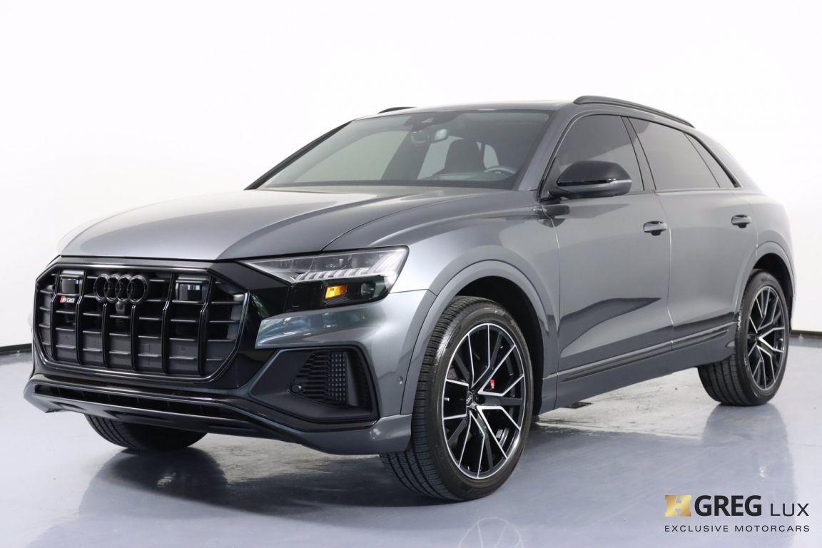 2021 Audi SQ8 Prestige #30