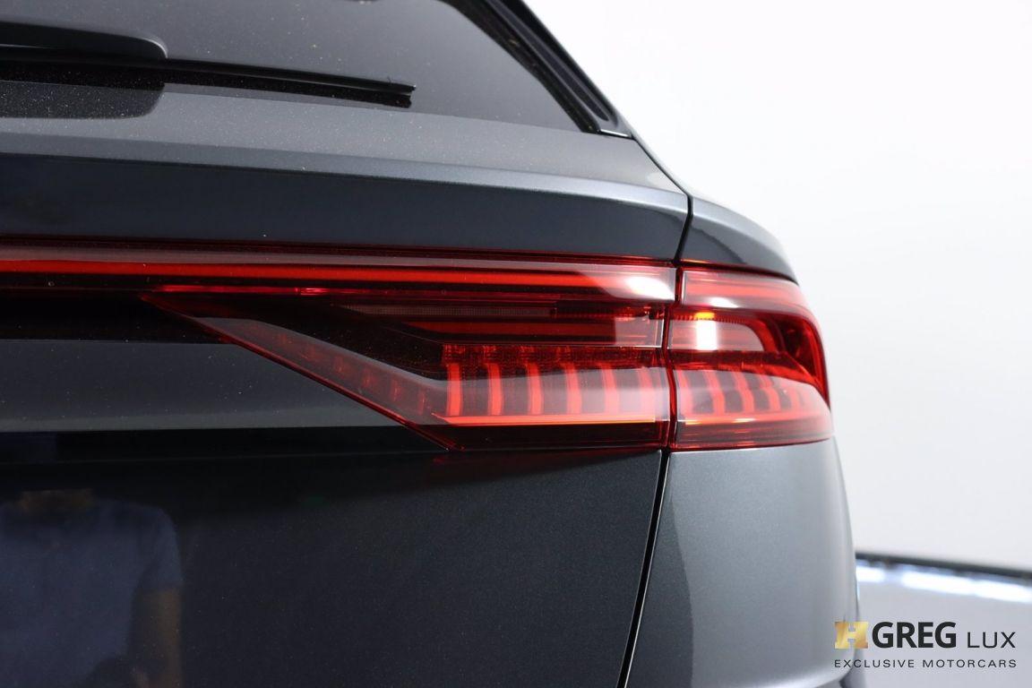 2021 Audi SQ8 Prestige #20