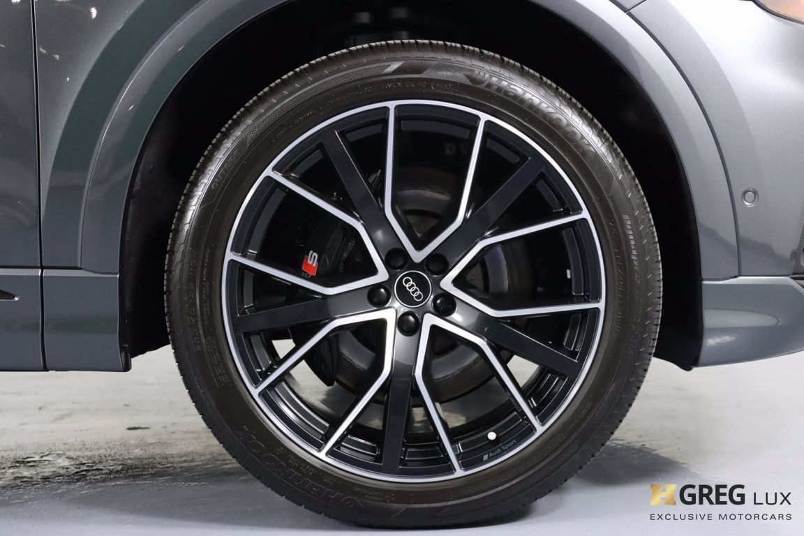 2021 Audi SQ8 Prestige #13