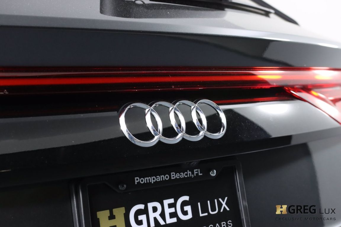 2021 Audi SQ8 Prestige #21
