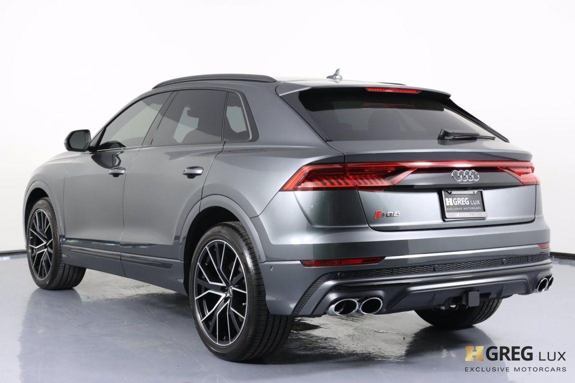 2021 Audi SQ8 Prestige #23