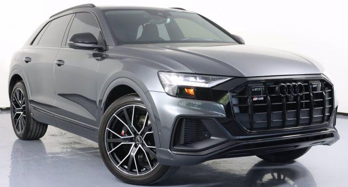 2021 Audi SQ8 Prestige #0