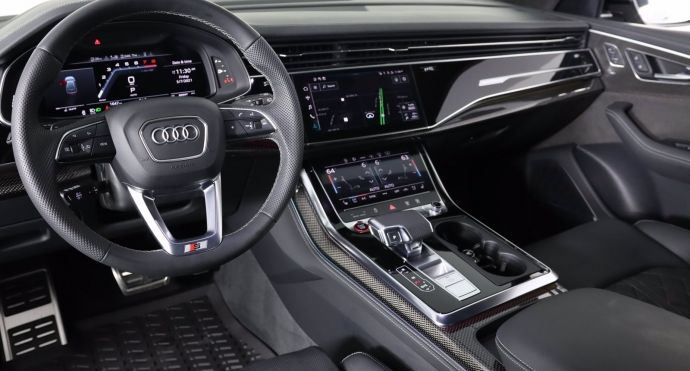 2021 Audi SQ8 Prestige #1