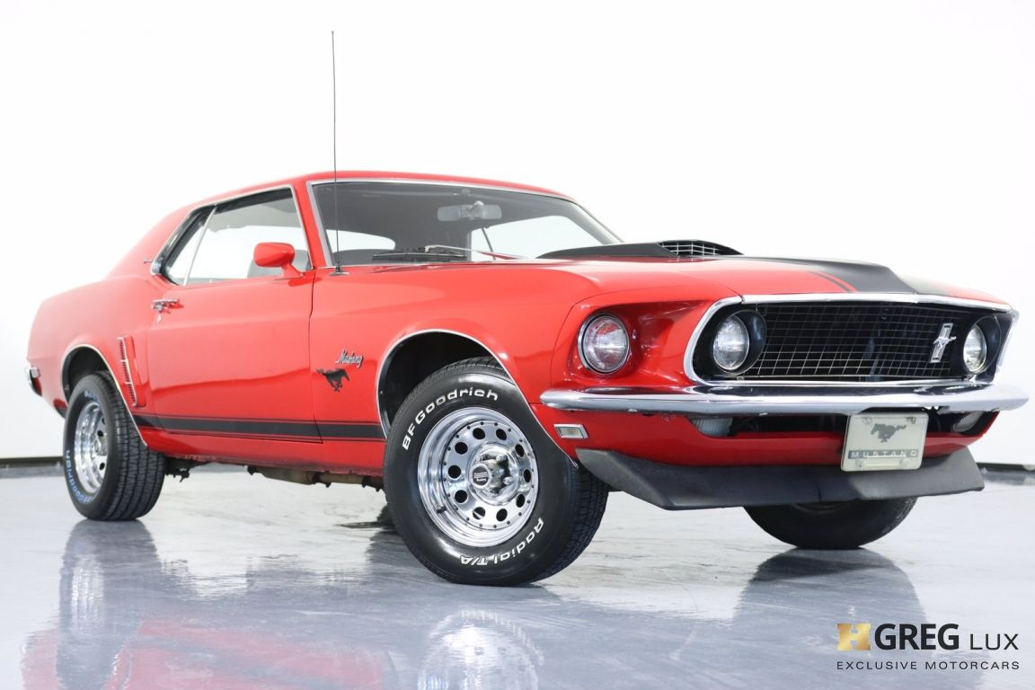 1969 Ford Mustang  #3