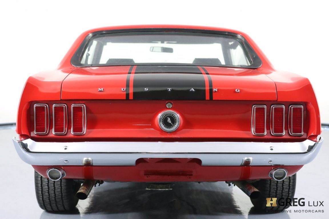 1969 Ford Mustang  #16