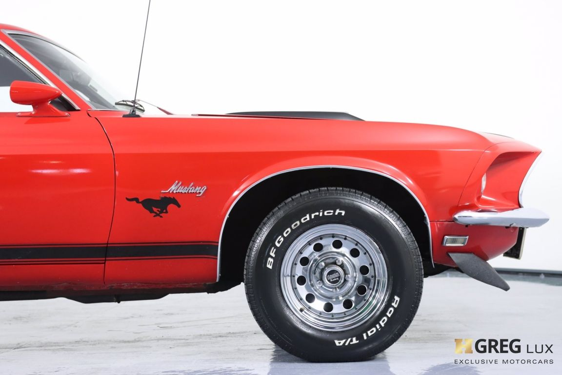 1969 Ford Mustang  #11
