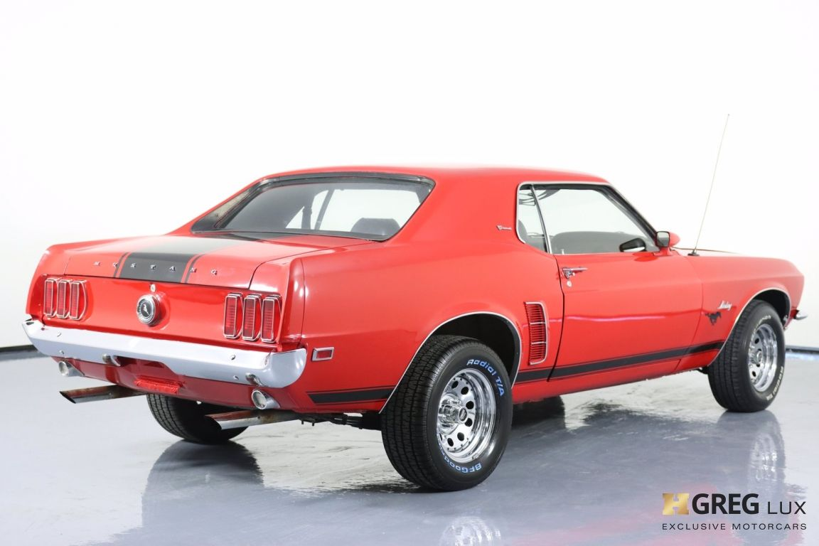 1969 Ford Mustang  #15