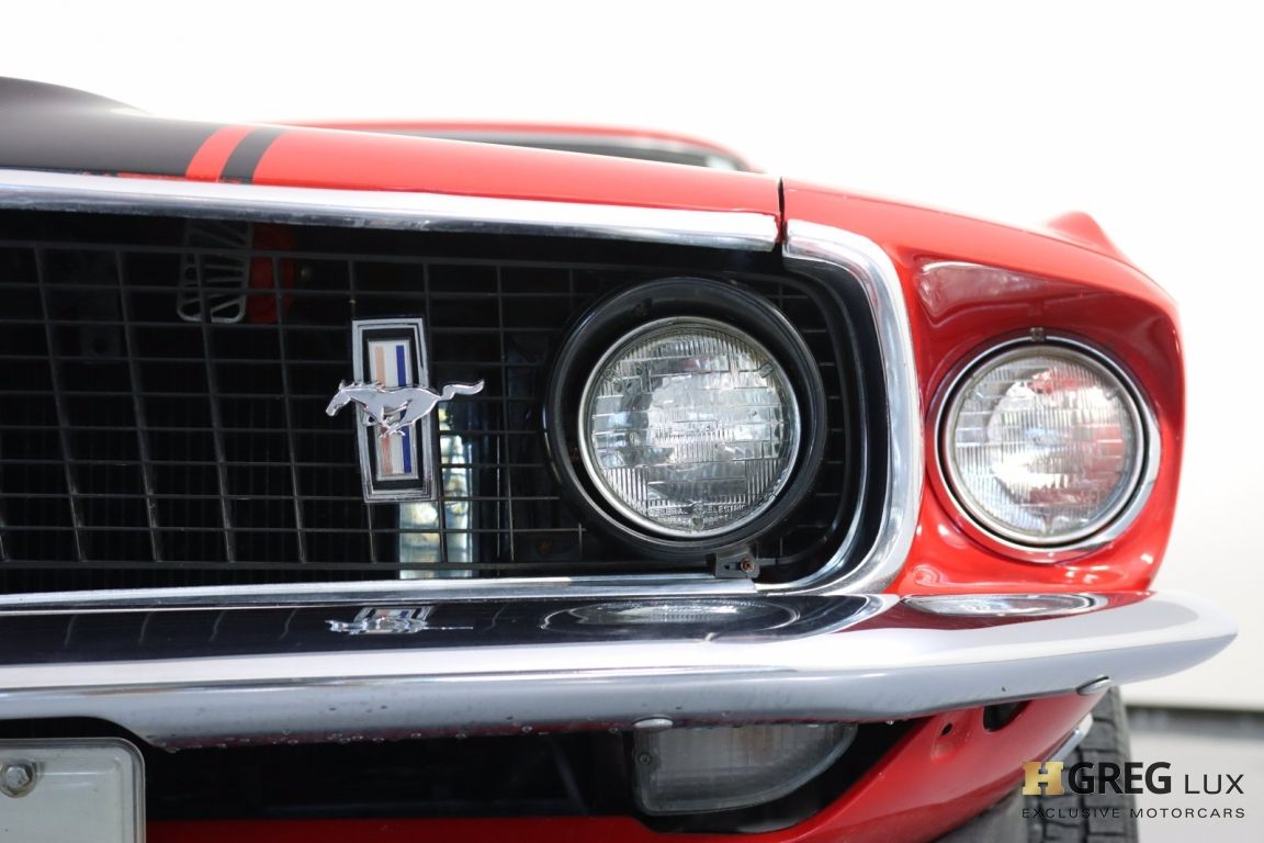 1969 Ford Mustang  #6