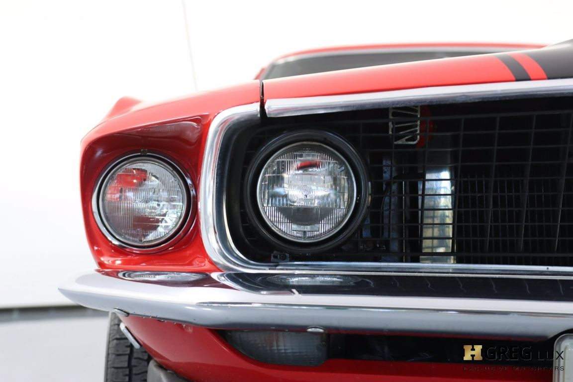 1969 Ford Mustang  #5