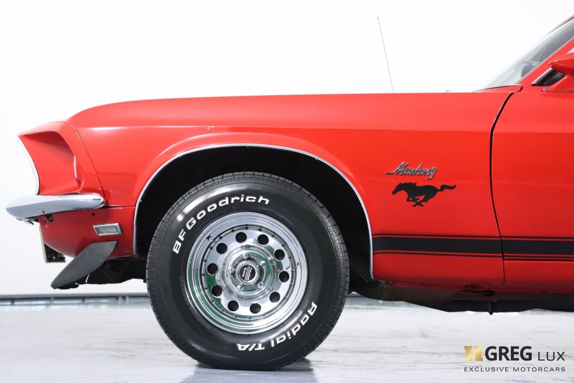 1969 Ford Mustang  #23