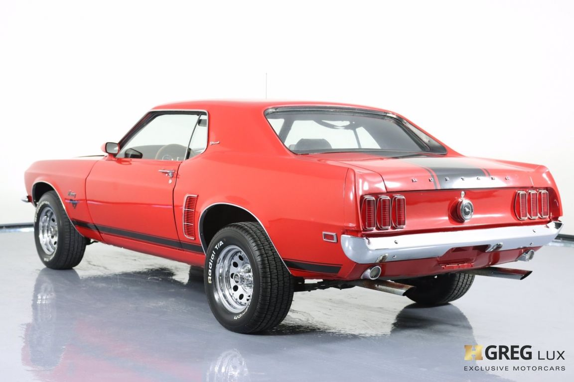 1969 Ford Mustang  #21