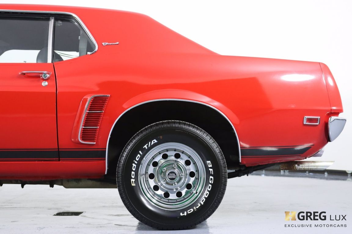 1969 Ford Mustang  #25
