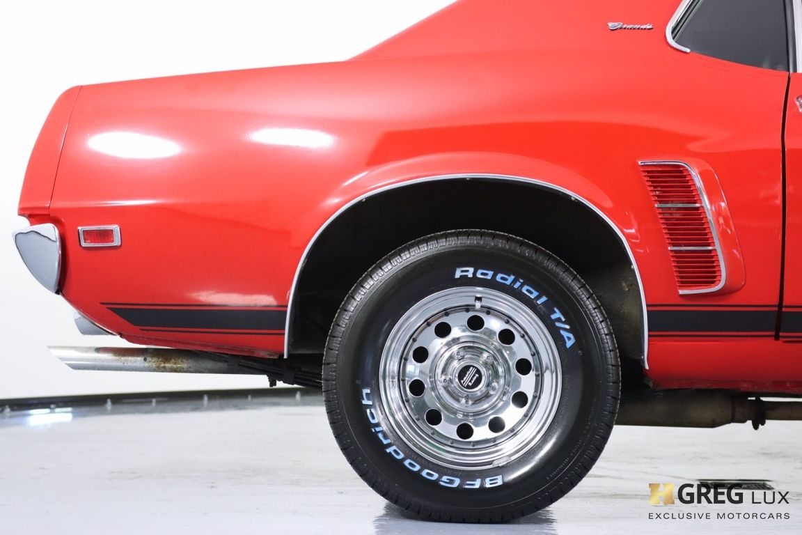 1969 Ford Mustang  #13