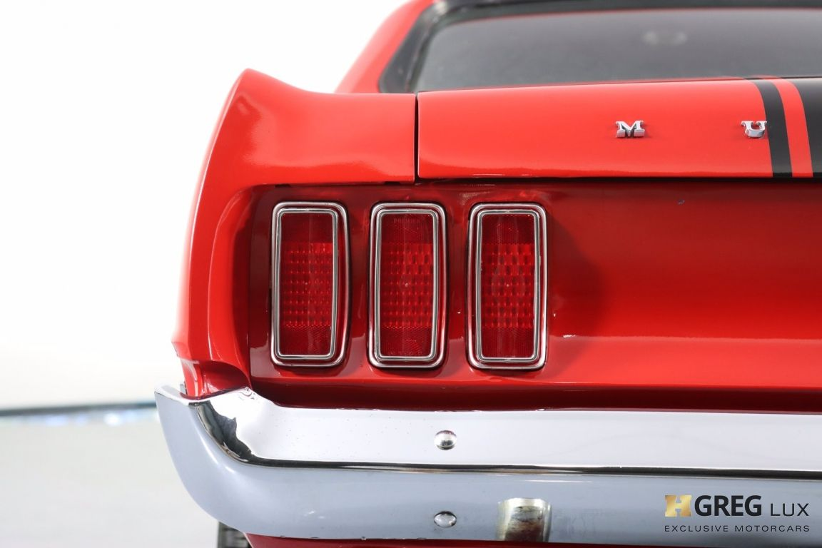 1969 Ford Mustang  #17