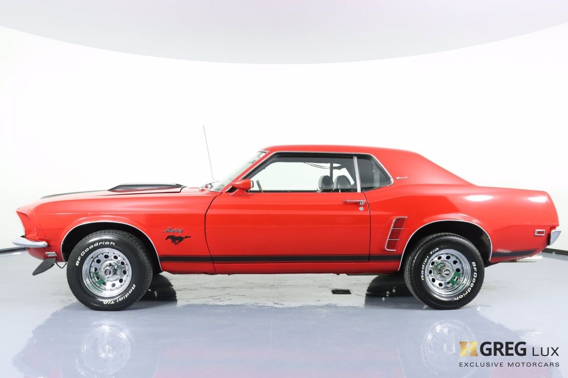 1969 Ford Mustang  #22