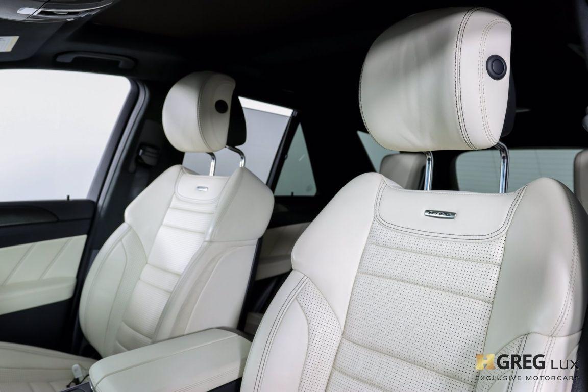 2018 Mercedes Benz GLE AMG GLE 63 S #2