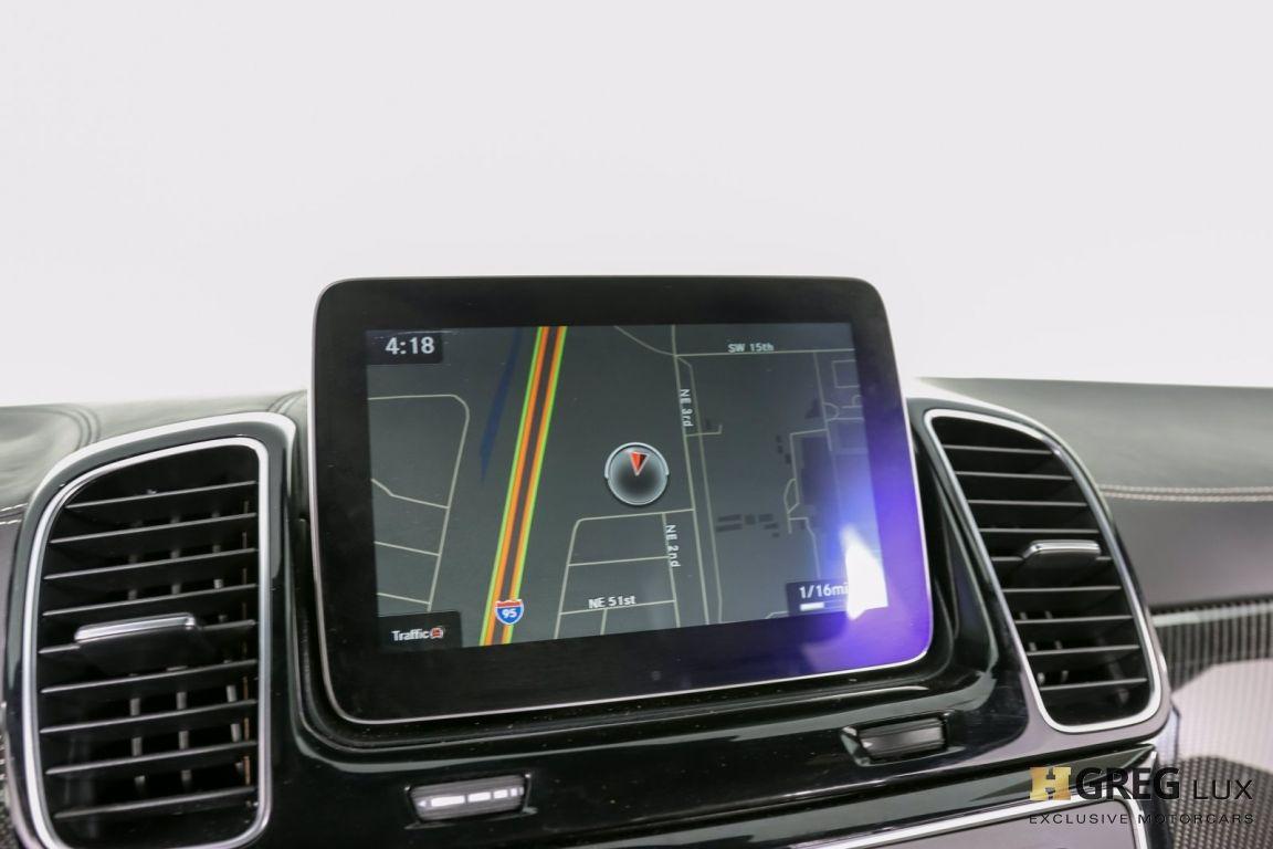 2018 Mercedes Benz GLE AMG GLE 63 S #43