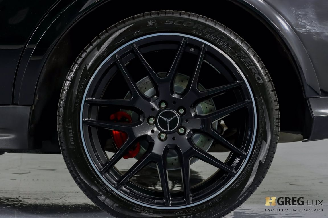 2018 Mercedes Benz GLE AMG GLE 63 S #24