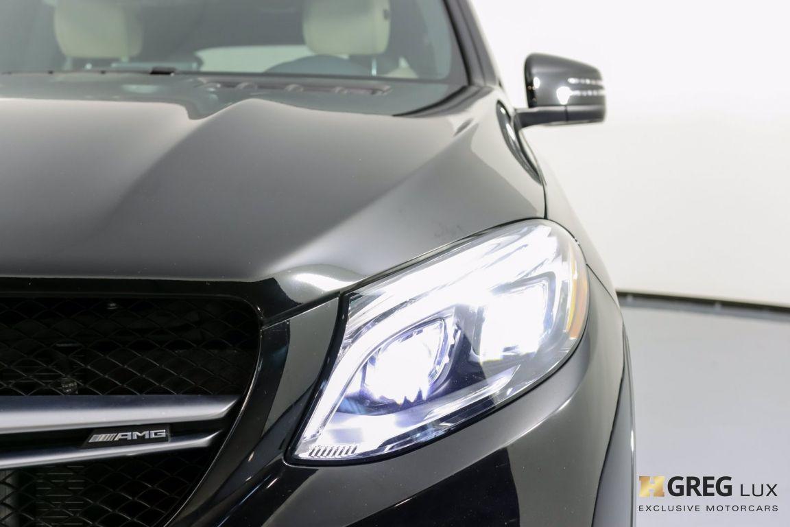 2018 Mercedes Benz GLE AMG GLE 63 S #5