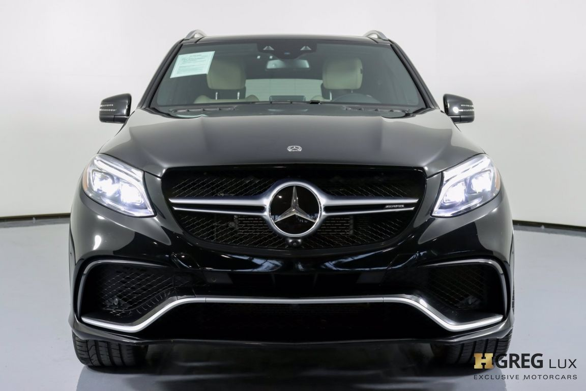 2018 Mercedes Benz GLE AMG GLE 63 S #3