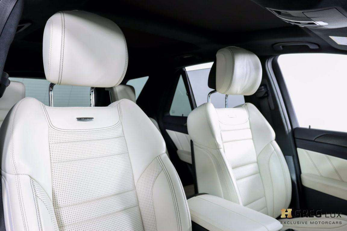 2018 Mercedes Benz GLE AMG GLE 63 S #30