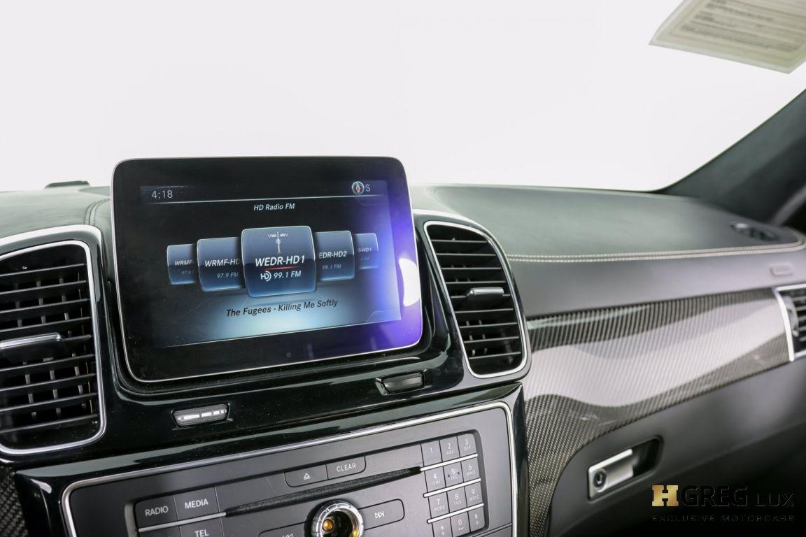 2018 Mercedes Benz GLE AMG GLE 63 S #41