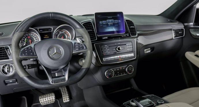 2018 Mercedes Benz GLE AMG GLE 63 S #1