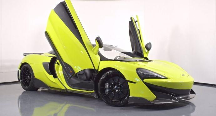 2020 McLaren 600LT Base #0