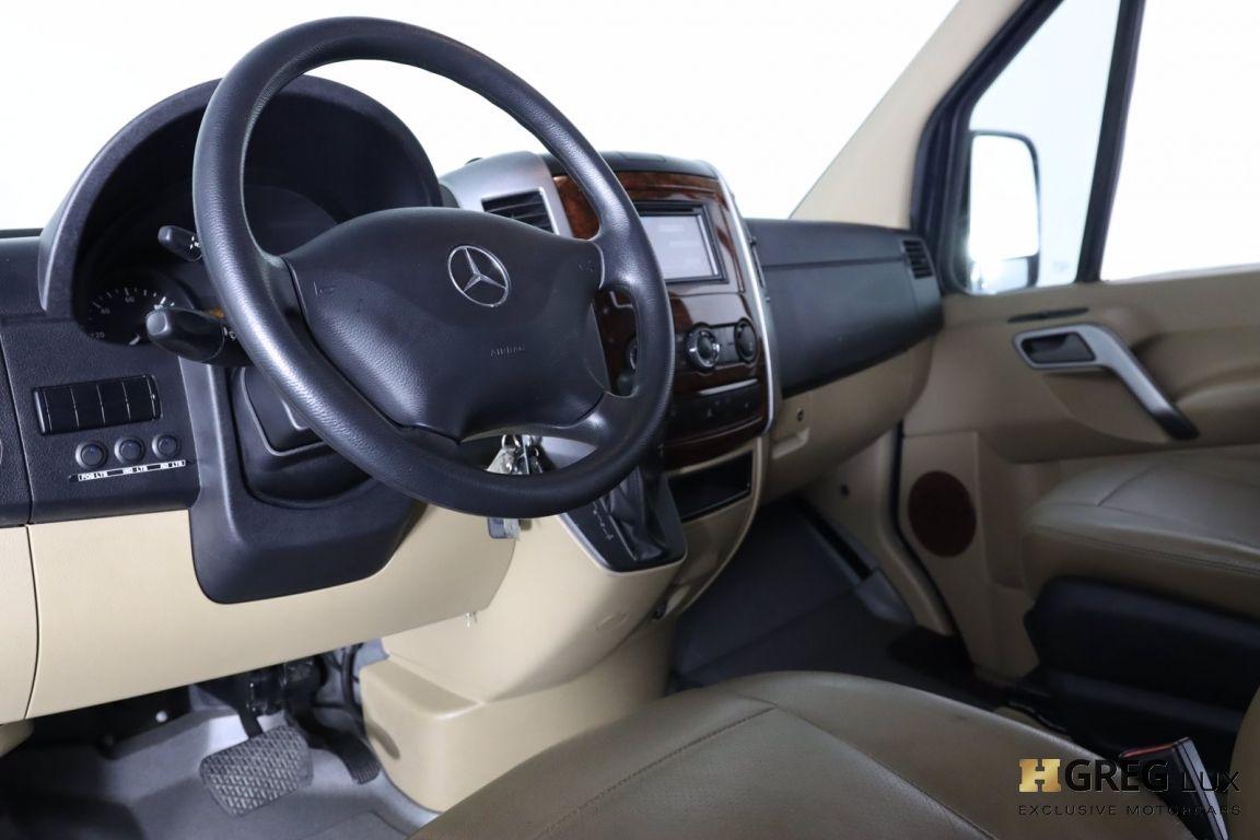 2013 Mercedes Benz Sprinter Cargo Vans  #1