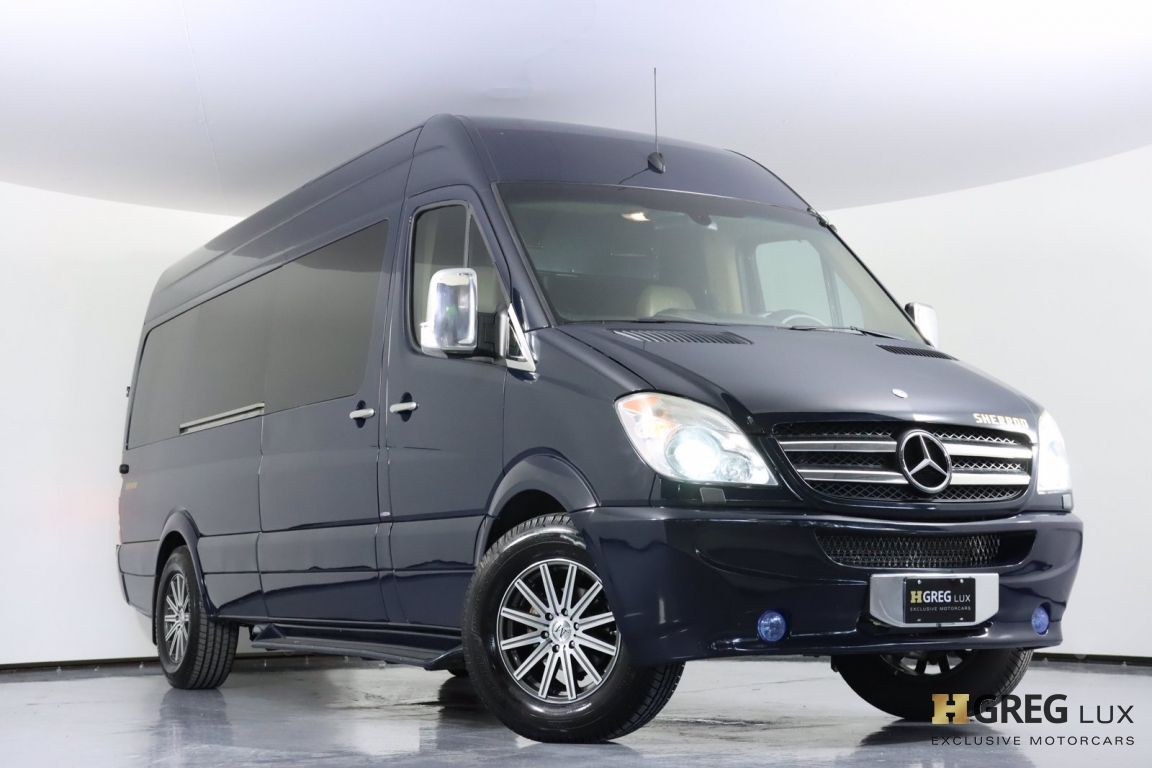 2013 Mercedes Benz Sprinter Cargo Vans  #28