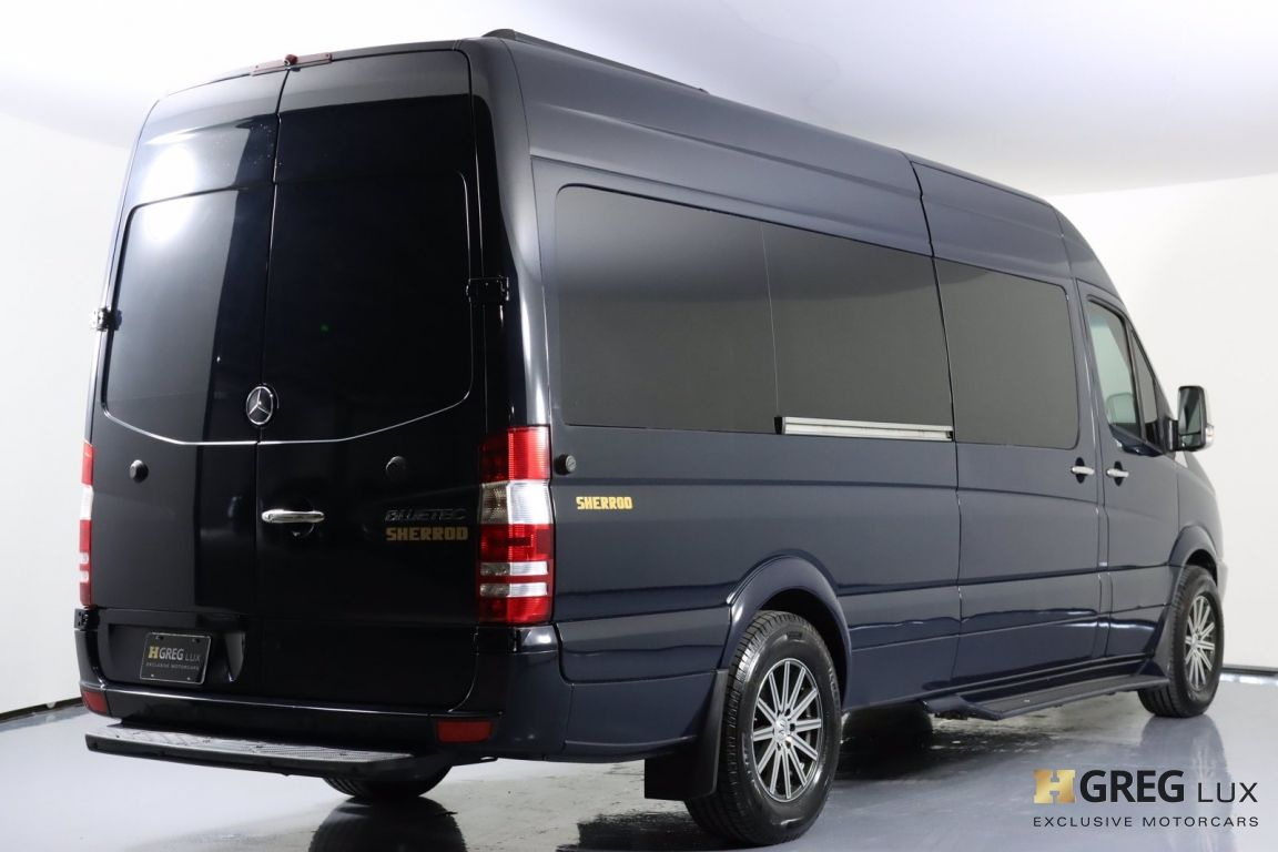 2013 Mercedes Benz Sprinter Cargo Vans  #18