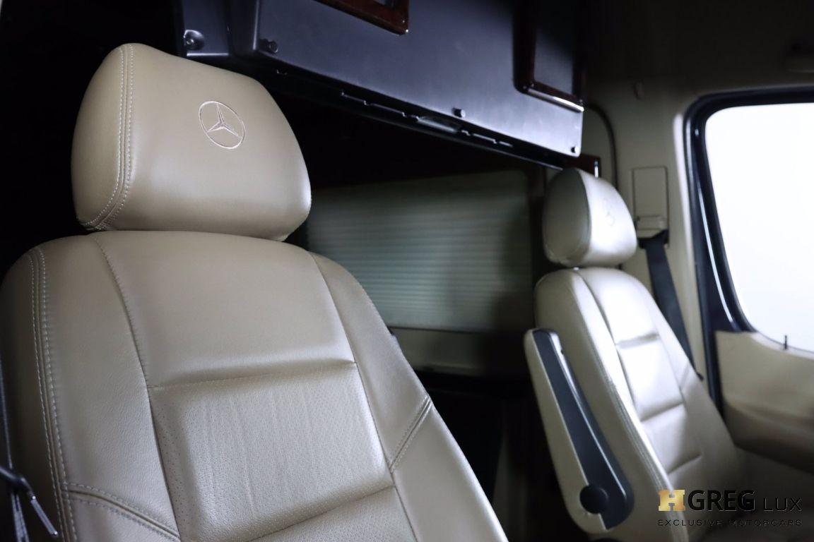 2013 Mercedes Benz Sprinter Cargo Vans  #32