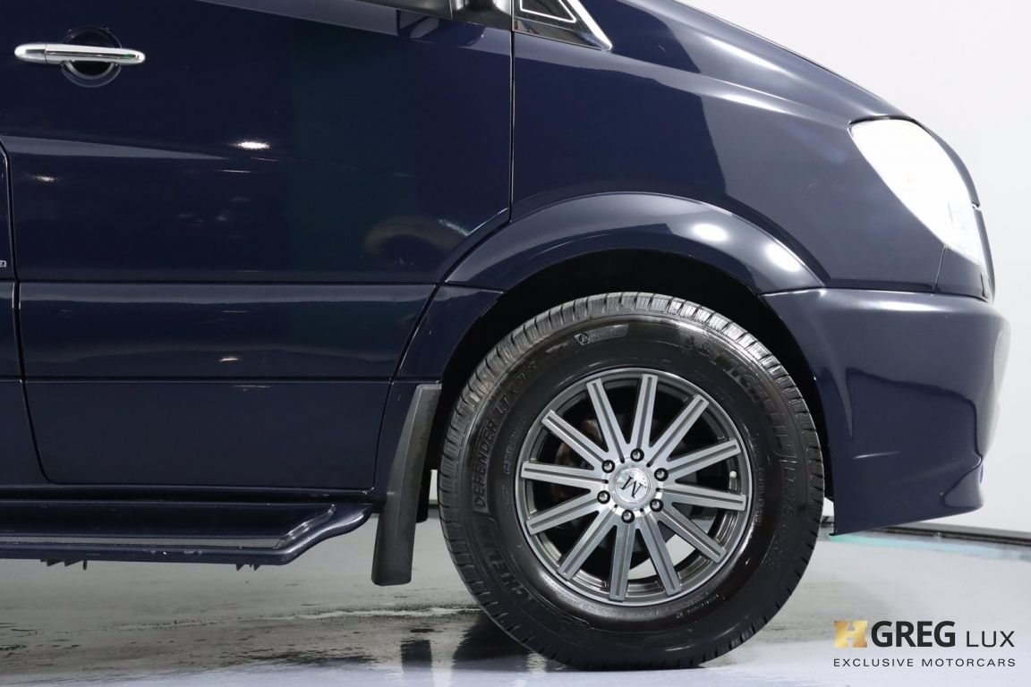 2013 Mercedes Benz Sprinter Cargo Vans  #13