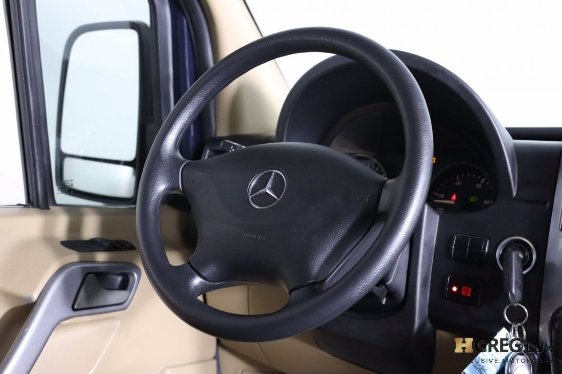2013 Mercedes Benz Sprinter Cargo Vans  #59