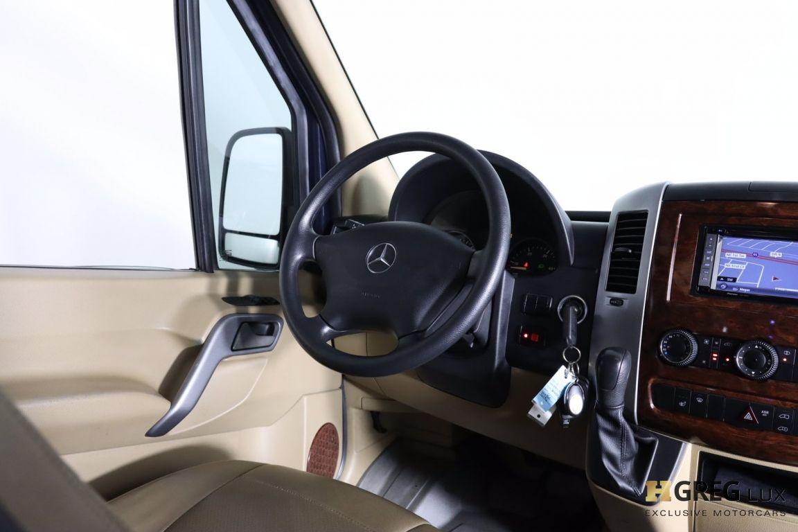2013 Mercedes Benz Sprinter Cargo Vans  #58