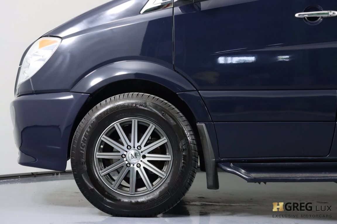 2013 Mercedes Benz Sprinter Cargo Vans  #24