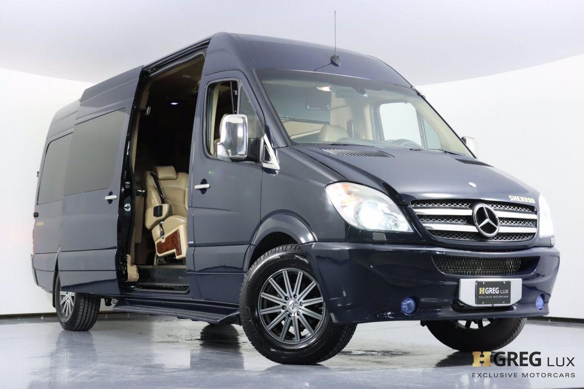 2013 Mercedes Benz Sprinter Cargo Vans  #29