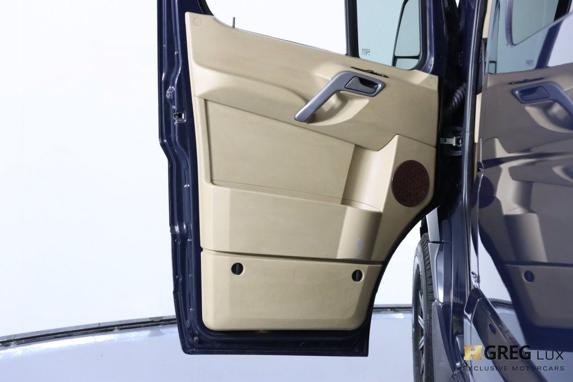 2013 Mercedes Benz Sprinter Cargo Vans  #41