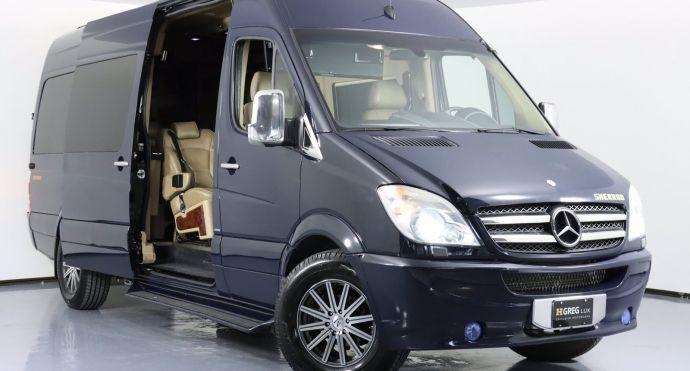 2013 Mercedes Benz Sprinter Cargo Vans  #0