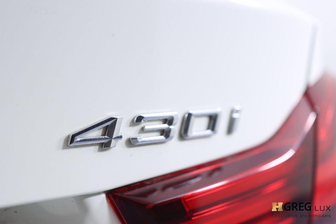 2020 BMW 4 Series 430i xDrive #20